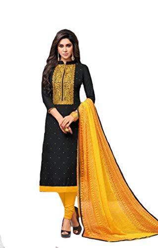 aa0afaac31 Shree Ganesh Retail Womens Lakda Jacquard with work Churidar Salwar ...