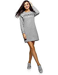 075dacfb1dc4 Suchergebnis auf Amazon.de für: langarmkleid - 34 / Kleider / Damen ...