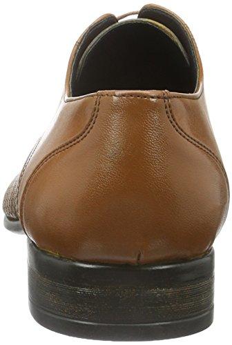 Tamboga 0924 - C, Braun Chaussures Plates Pour Hommes (camel 09)