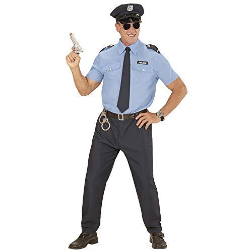 Widmann Erwachsenenkostüm Polizist