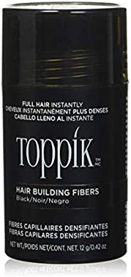 Toppik Hair Building Fibers 12gm - Black