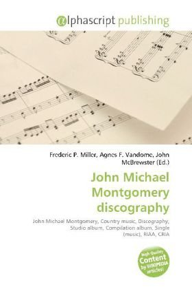 John Michael Montgomery discography