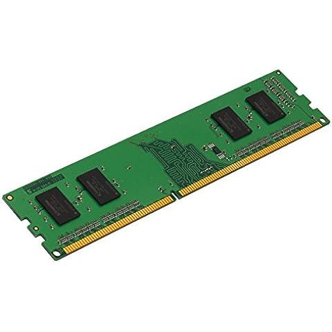 Kingston KCP3L16ND8/8 - Memoria RAM para ordenador de sobremesa de 8 GB (1600 MHz, DDR3L, 1.35V, CL11, 240-pin UDIMM)