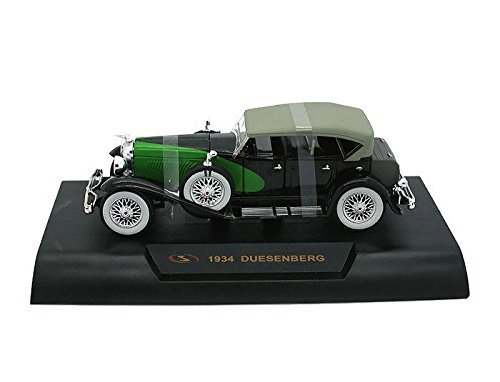 1934-duesenberg-model-j-132-scale-black-by-signature-models