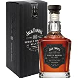 Jack Daniel's Single Barrel Select - limitierte Geschenk-Box - Tennessee Whiskey - 45% Vol. (1 x 0.7 l) - Jedes Fass ein Unikat