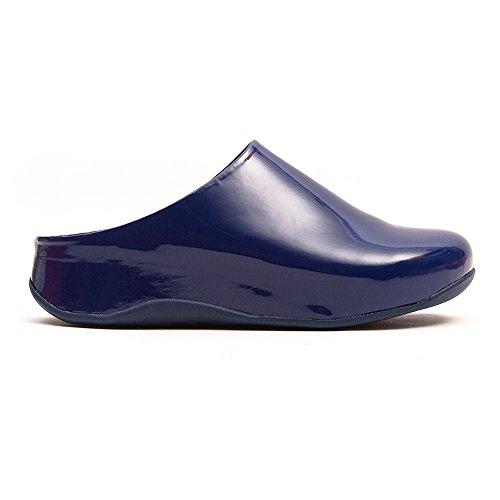 Scarpe Fitflop Shuv Brevetto Blu Elettrico Electric Blue