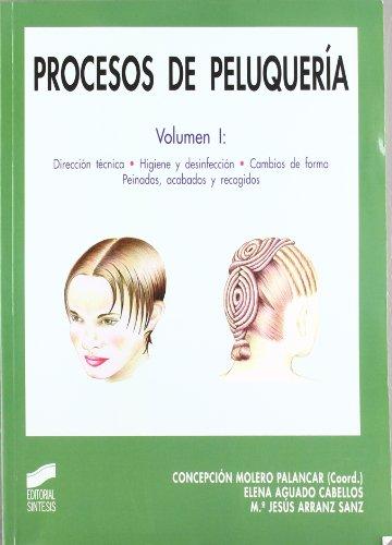 Procesos de peluquería: Vol.1