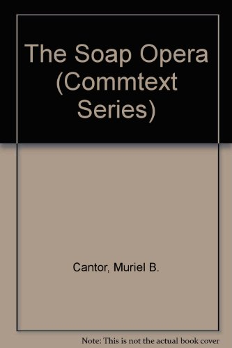 Soap Opera (COMMTEXT SERIES)