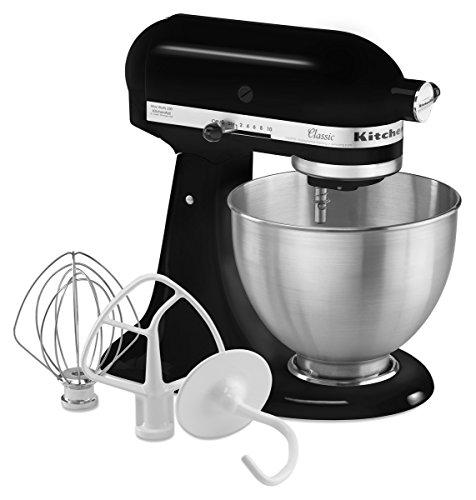 KitchenAid Classic Stand Mixer 43 Litre 275 Watt Black