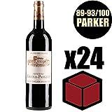 X24 Château Grand Pontet 2014 75 cl AOC Saint-Emilion Grand Cru Classé Rouge Rotwein