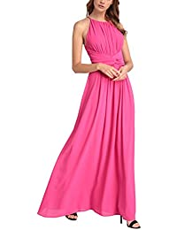APART Fashion Glamour: Black Cherry-Blush-Pink, Robe Femme