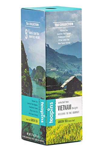 Teapins Vietnam Delights | Fresco Puntualmente Enviado