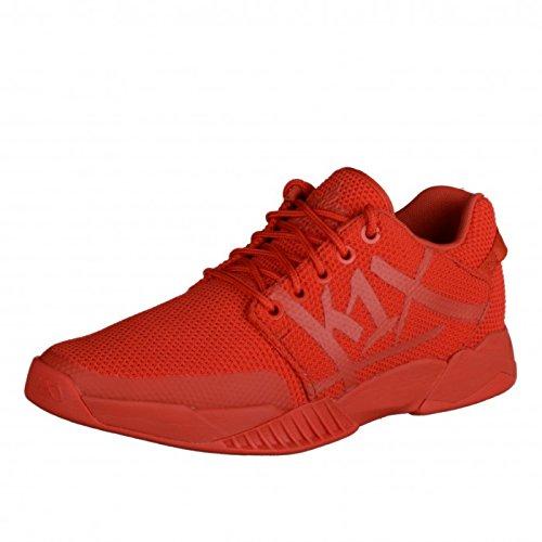 K1X Scarpe Uomo All net, Arancione (arancione), 40 EU
