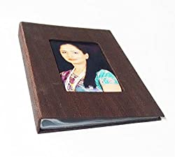 Ultraa Albums Photo Albums 4x6 size 40 Photos (Set of 2 Albums) (2.00)