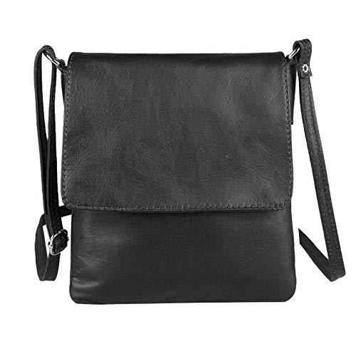 finest selection efc75 8f957 Kleine Schultertasche Schmucktasche CrossOver iPad Mini Tablet 7'' Leder  Tasche Umhängetasche Vera Pelle Hand Made in Italy m.Ovye 18x22 cm (BxH) ...