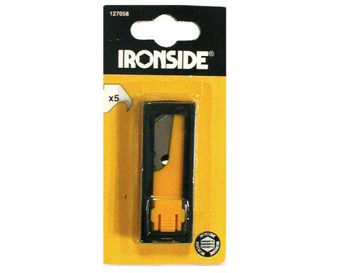 Ironside 127058 Lot de 5 Lame à Crochet 50 mm