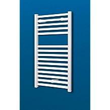 Badheizkörper Seitenanschluss Unten Toskana 70x40 Cm Design Heizkörper Bad  Weiß Vom Renovierungsprofi, 1 Stück