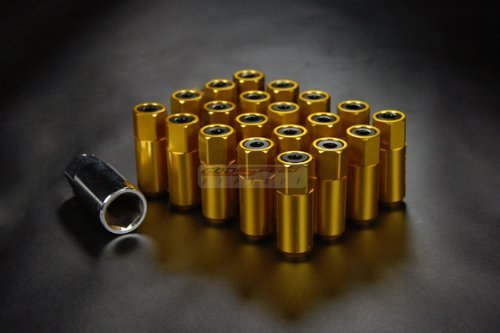 gsp-type-5-wheel-rim-racing-lug-nuts-55mm-20-piece-m12-x-125-mm-open-close-end-gold-color-by-godspee
