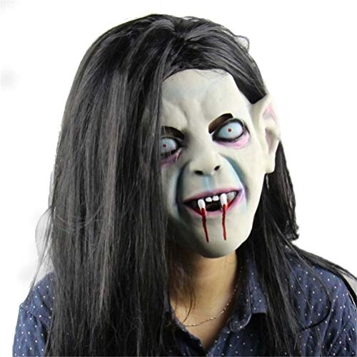 ASOSMOS Männer Halloween Latex Maske Goblins Horror Creepy Kostüm Party Cosplay Requisiten Scary Masken