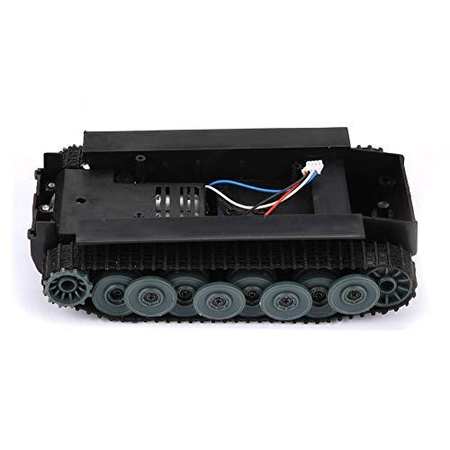 Robotertankchassis , 130 Motor 2V-8V Fahrzeugchassis Tankchassis Fahrzeugchassis Roboterchassis