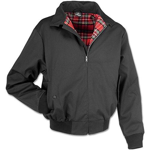 Brandit Mens Lord Canterbury Jacket, Farbe:schwarz;Größe:5XL
