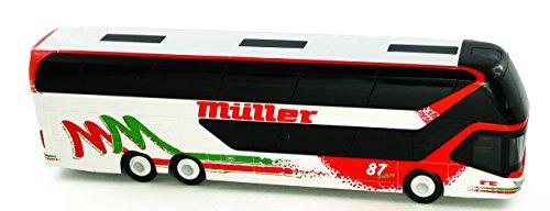 Preisvergleich Produktbild Rietze 69029 - Neoplan Skyliner ´11 Müller Reisen, Pforzheim - 1:87