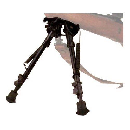 Harris Erwachsene Engineering Kleine 6 Position BRM-S Zweibein Schuss und Zubehör, Schwarz, One Size (Gewehr Zweibein Harris)