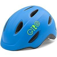 Giro Scamp Kinder Fahrrad Helm blau/grün 2017