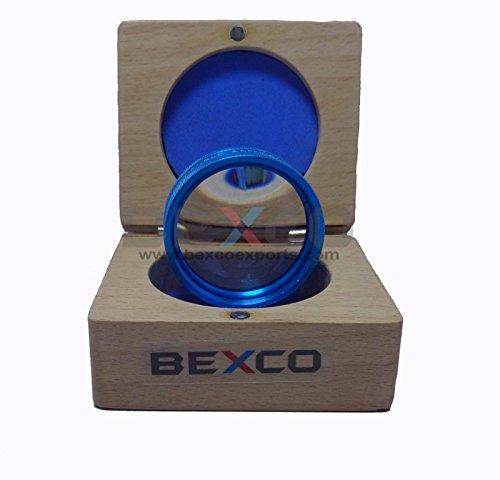 Ophthalmologie-Zubehör, 20 D, mit CE-gekennzeichnet, 2 asphärische Linsen, Blau/transparent