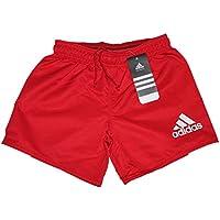 adidas Kinder AJ4533 Rugby Shorts Rot