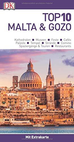 Top 10 Reiseführer Malta & Gozo: mit Extrakarte und kulinarischem Sprachführer zum Herausnehmen