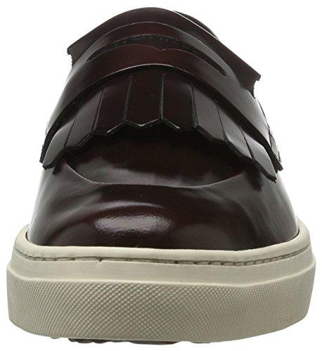 Gant Michelle, Chaussures slip-on Femme Brun (burgundy)