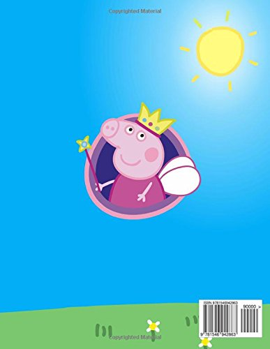 Image of Peppa Pig Coloring Book: Great book for your children
