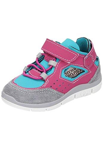 Ricosta Pepino Baby Maedchen Klettschuhe pink, 430715-43 pink