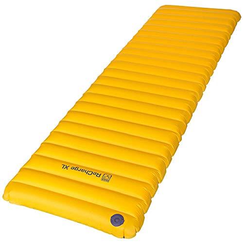 Paria Outdoor Products Recharge-Schlafmatte - Ultraleichtes, isoliertes Luftmatratze - Perfekt für Backpacking, Bikepacking, Kajakfahren und Camping (Recharge XL) -
