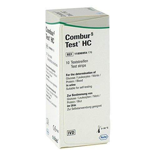 Combur 5 Test Hc Teststre 10 stk