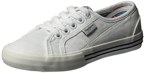 Pepe Jeans Baker Wash, Sneakers Basses Fille