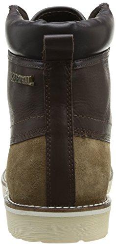 Kaporal Woody, Boots homme Marron (9 Marron)