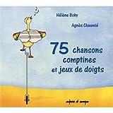 """Afficher """"75 chansons, comptines et jeux de doigts"""""""