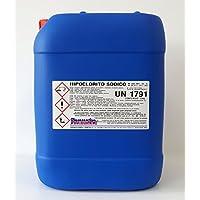 Hipoclorito Sódico / Cloro Liquido 17% 25 Kg.