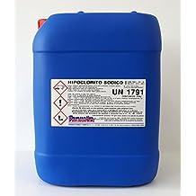 Hipoclorito Sódico / Cloro Liquido 17% ...