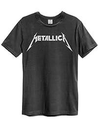 Kill em All Grau Metallica Amplified Herren T-Shirt S-L