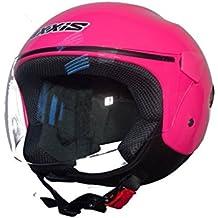 daae3914f61da Amazon.es  Cascos Mujer Para Motos - Rosa