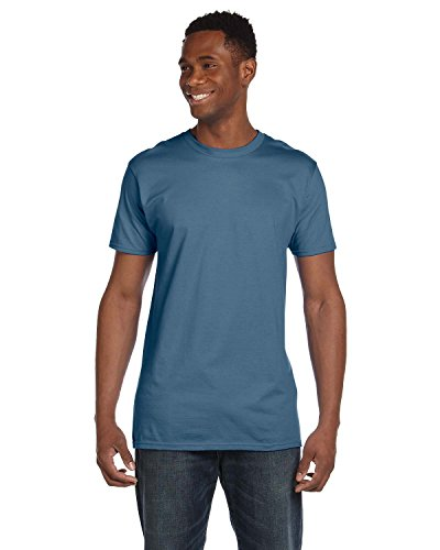 hanes-nano-t-mens-t-shirt-4980-xl-denim-blue
