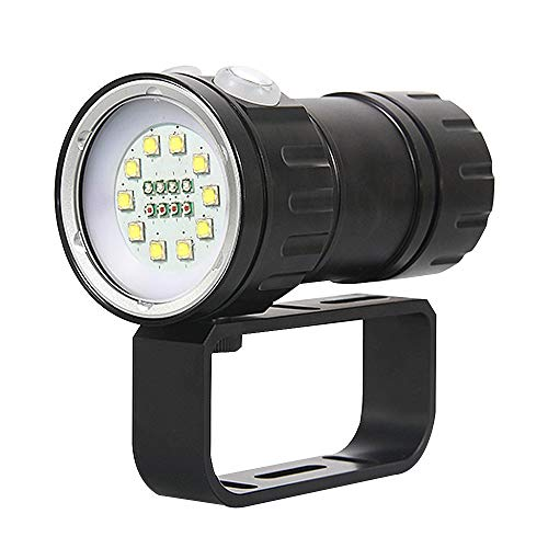 DDDD store Wasserdichtes 60m-Tauchlicht-Tauchscheinwerfer-Fülle-Licht-Fotografie-Licht-Highlight-Outdoor-Tauchlaterne