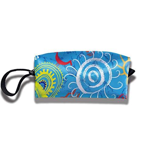 Sun Receive Bag/Soft Zipper Bag Vintage Folding Camera