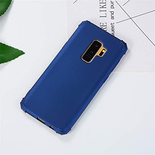 Forhouse Samsung Galaxy S9 Plus Hülle, Samsung Galaxy S9 Plus TPU Hülle Dünn Weiches Silikon TPU Stoßfestigkeit Anti-Scratch Handyhülle für Samsung Galaxy S9 Plus