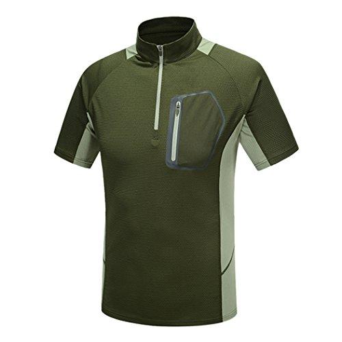 walk-leader-maglietta-sportiva-stand-maniche-corte-uomo-army-x-large