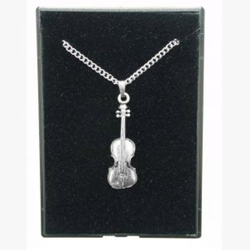 fine-quality-english-pewter-pendant-necklace-gift-violin-design-by-accessories-galore