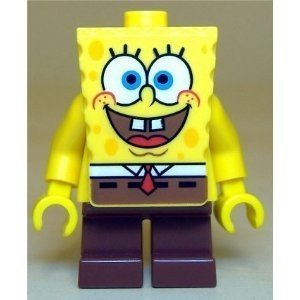 Lego Spongebob Squarepants: Spongebob Minifigur